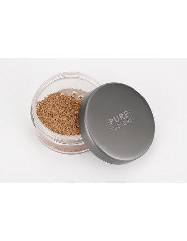 Pure Colors - Podkład Mineralny nr 15 - Coffe