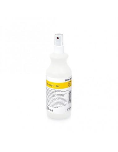 SKINSEPT PUR aerozol 350 ml Preparat odkażający do stosowania na skórę