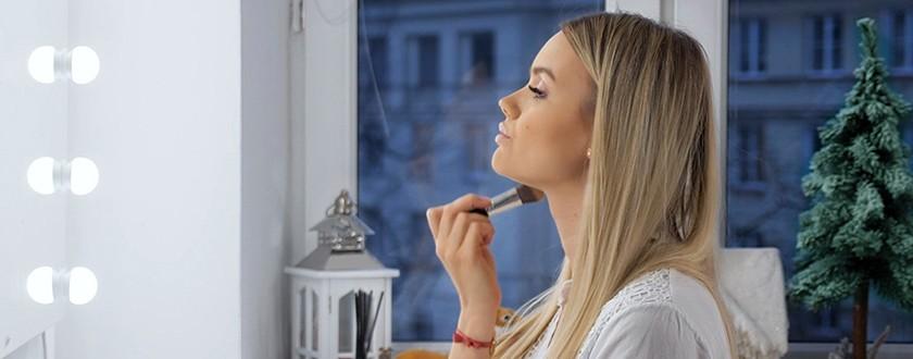 Makijaż Świąteczny 2020 z IKOR