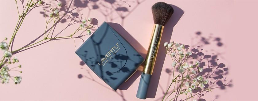 Słoneczna Ziemia Lavertu – Idealny makijaż krok po kroku!